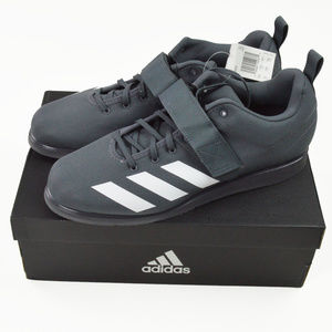 NEW Adidas Shoes 14 Powerlift 4 Grey Weightlifting